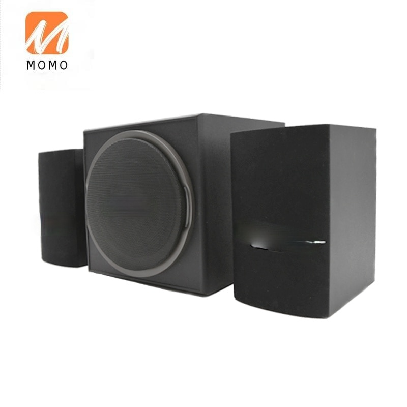 hot sale 2.1 channel multi-function Bluetooth home computer special subwoofer audio enlarge