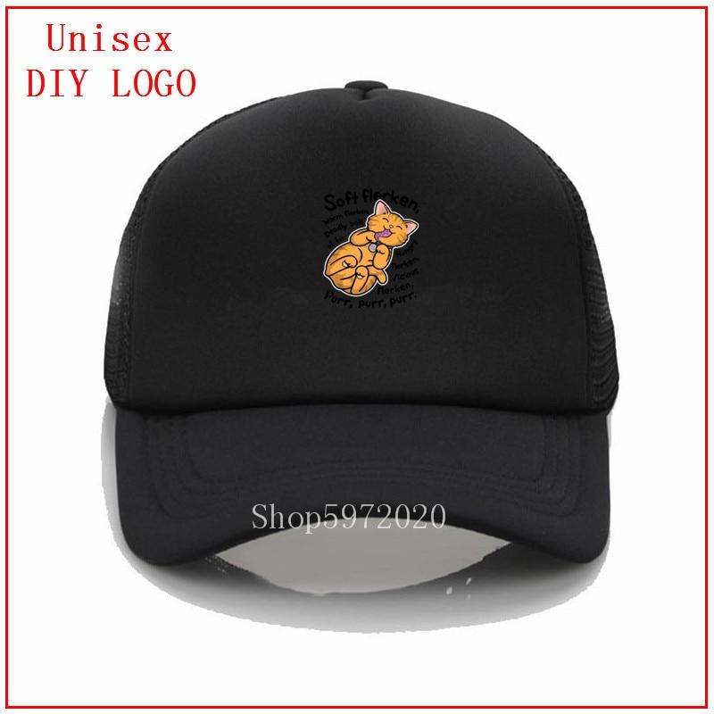 Suave Flerken Kitty Song Big bang theory negro gorras de béisbol para mujeres snapback sombreros para hombres ajustable sombrero de moda personalizado Kpop