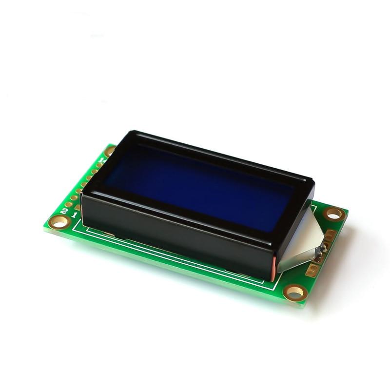 1602A 2004 5V écran LCD avec blacklight pour écran arduino, affichage de caractères LCD bleu/jaune vert avec carte adaptateur IIC/I2C