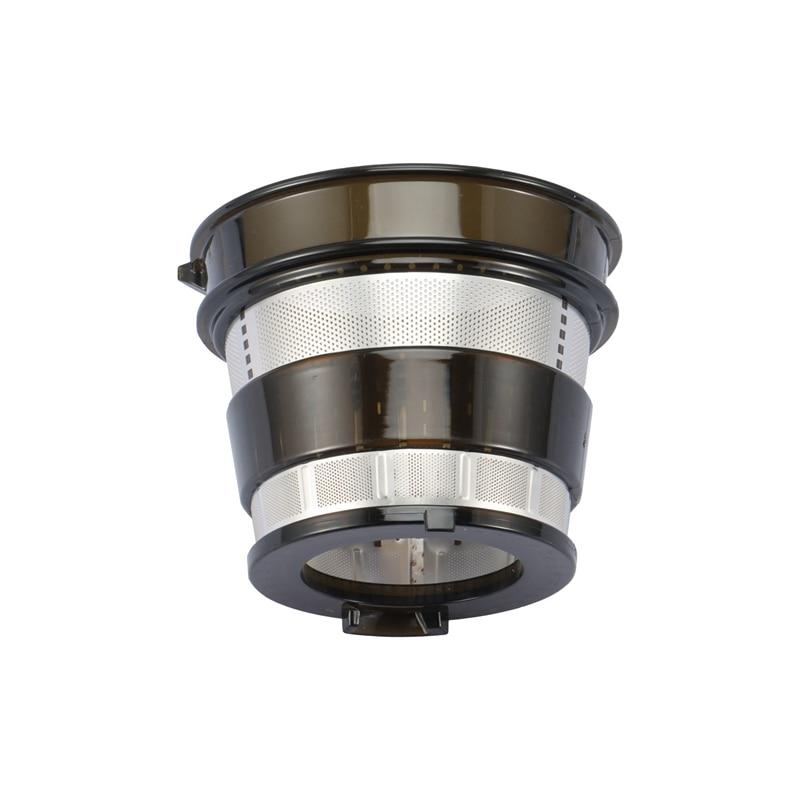 Exprimidor lenta repuestos para licuadora bien filtro pequeño agujero para Hurom HU-100...