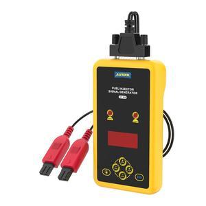 Image 3 - Автомобильный тестер топливного инжектора AUTOOL CT60, тестер сопла топливного инжектора для промывки, тестер давления импульсной очистки CT150 CT200