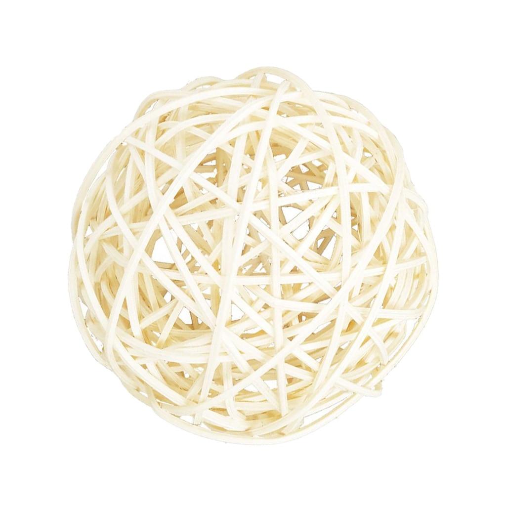 100 мм Плетеный шарик из ротанга Свадебные плетеные шары Свадебные садовые Декорации для дома