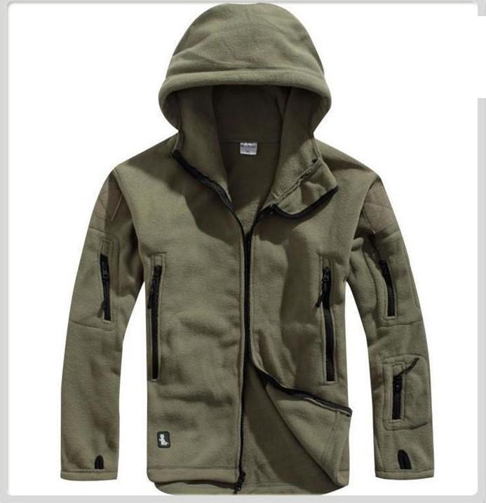 Осенне-зимняя теплая уличная куртка Tad Shark Skin Soft Shell с теплой подкладкой, флисовая непромокаемая ветровка, мужские куртки