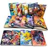 24style Pokemon cartes Album livre dessin animé Anime poche monstre Pikachu 240 pièces support Album jouet pour enfants cadeau