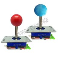 60pcs zippy joystick short shaft long shaft 4ways and 8 ways joystickarcade machine partsjoystick with microswitch