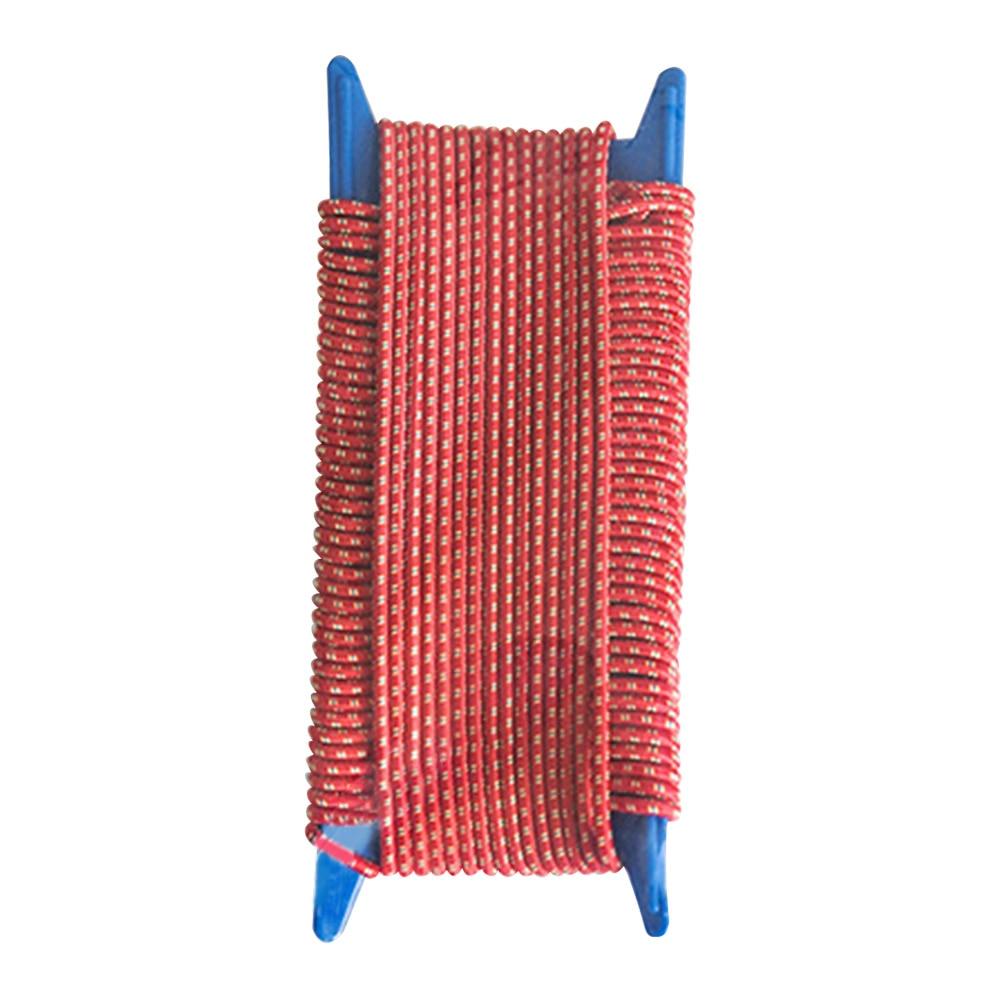 20m elástico caza para dosel práctico antideslizante Durable carpa poste de conexión de cuerda multihilo multifilamento al aire libre Camping