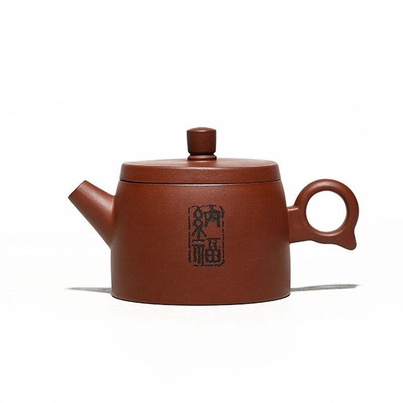 إبريق شاي Yixing أصلي, صناعة يدوية إبداعية غلاية الكونغ فو