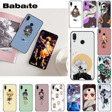 Babaite Japan Kamado Nezuko Kimetsu No Yaiba Demon Phone Case for Xiaomi Redmi8 4X 6A 9 7A 5 5Plus Note8T 5 7 5A 7 8 Pro