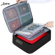 Nuevas bolsas de documentos de gran capacidad, organizador de archivos, bolsas de viaje, caja de cosméticos, bolsas para objetos digitales impermeables, organizador de documentos