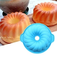 silicone chocolate mold muffin cupcake pumpkin form pastry tools cookie muffin baking tool sponge mousse dessert cake decorating