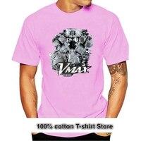 Camiseta de манга corta de talla grande para hombre y mujer, camiseta de moto a la moda, clásica, para verano, 2019
