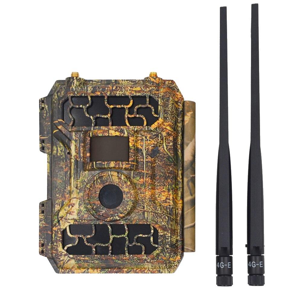مراقبة الحياة واسعة كاميرا مقاومة للماء IP66 4G الصيد الرقمية الكشافة كاميرا تعقب APP التحكم Nigh مرئية للشحن المجاني