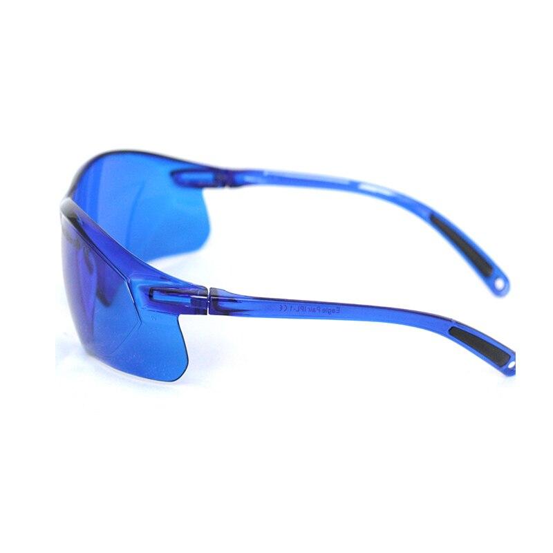 OD4% 2B Eagle пара 190-400% 26580-760 нм EP-11-7 красный лазер защитные очки