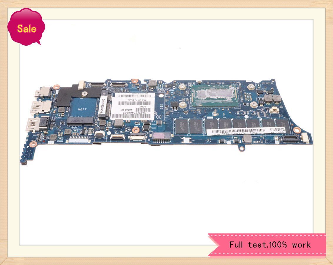 LA-9262P placa principal para dell xps 12 9q33 computador portátil placa-mãe 3prht 03prht CN-03PRHT notebook I7-4500U cpu 8gb ram 100% testado