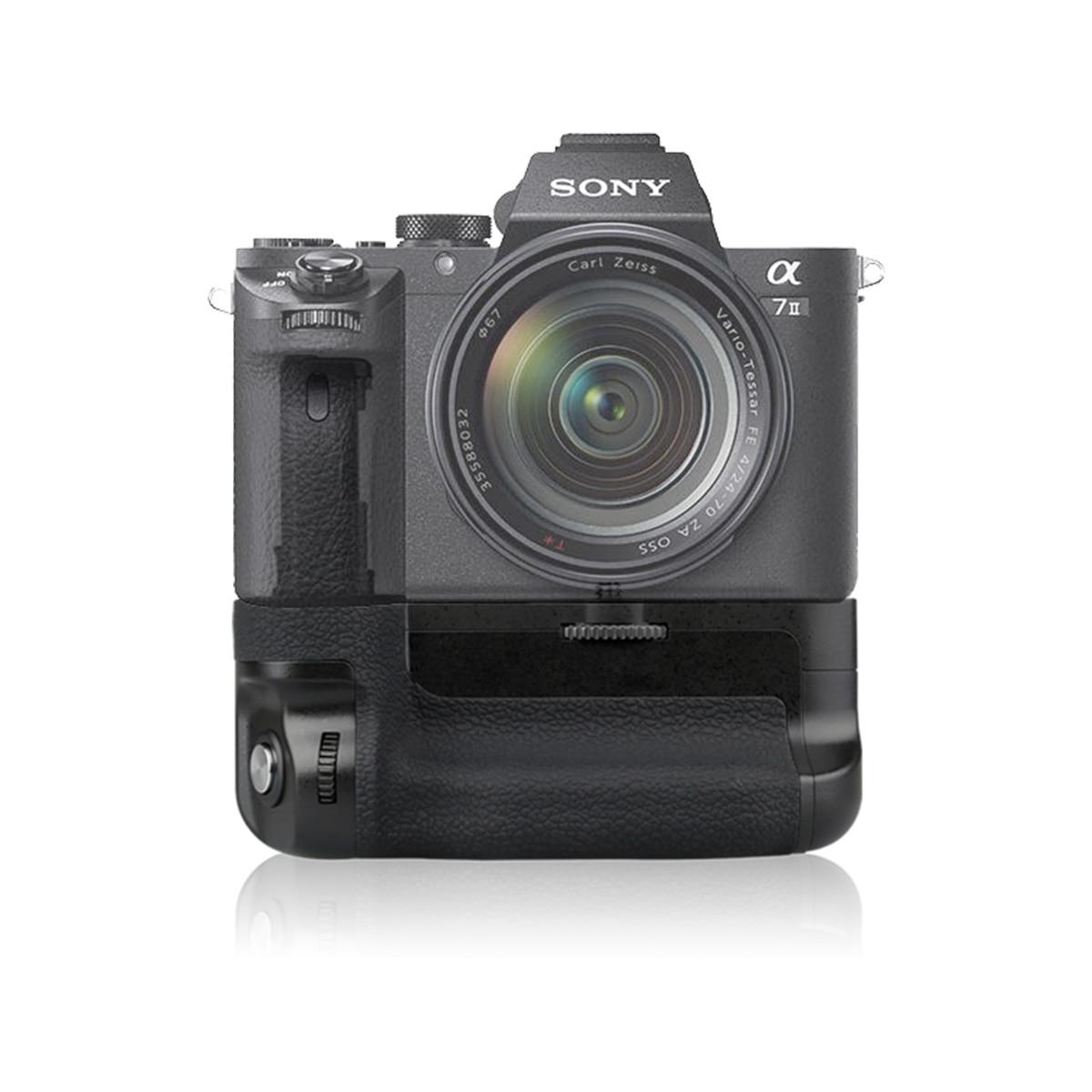 MK-A72 Aperto Da batería Meike para Canon EOS Mark II 7D2 como...