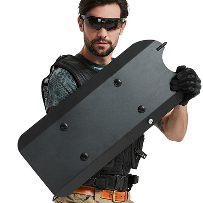Placa antibalas IIIA, Panel antibalas nivel 3A, Panel balístico independiente, placas de armadura corporal nivel 3A