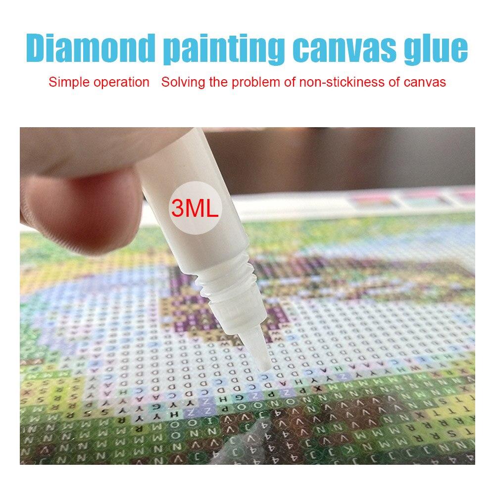DIY комбинированный инструмент алмазная живопись аксессуары круглая квадратная липкая Дрель Ручка клеевая глина коробка для хранения самоз...