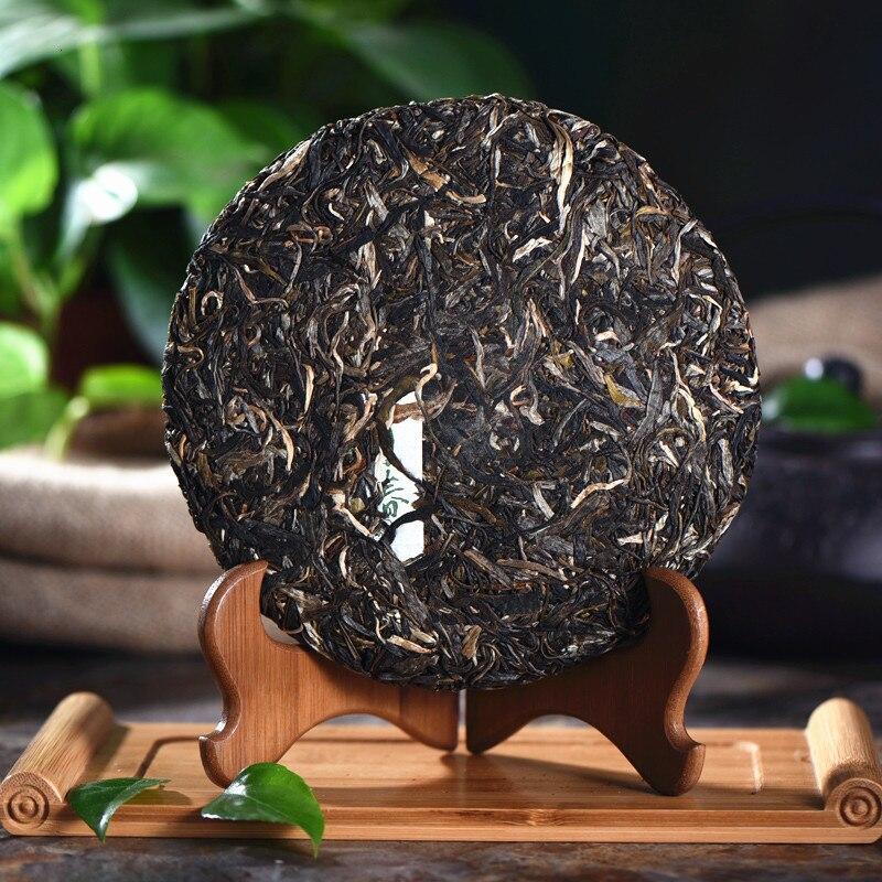 Chá cru orgânico do er do plutônio do chá de 357g china chá verde de yunnan menghai shen puer puerh do plutônio do erh chá de puererh sete você chá bolo