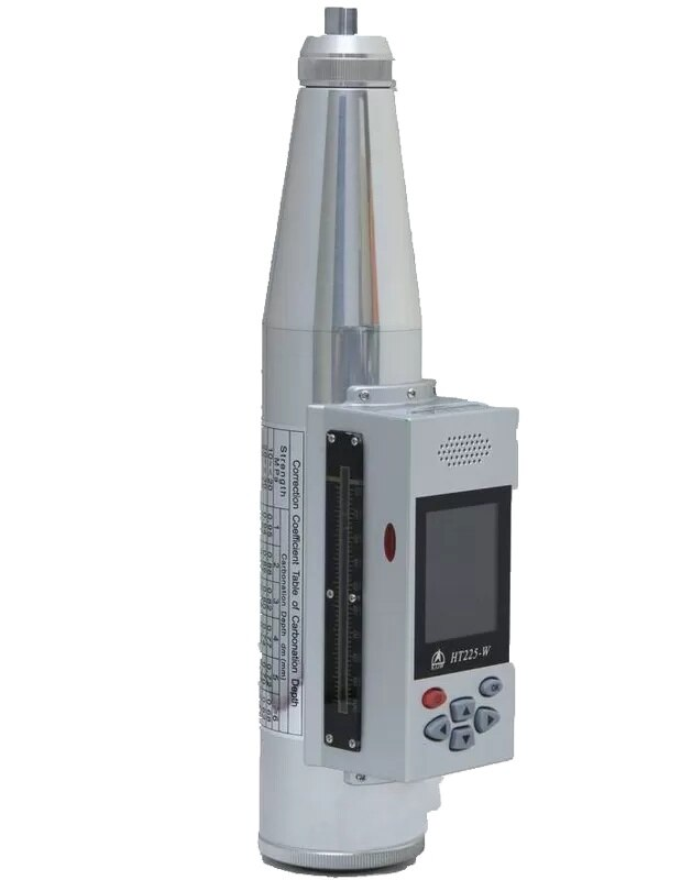 HUATEC 2021 Type-in-one Voice Digital Test Hammer Test Hammer Detector HTH-225W+