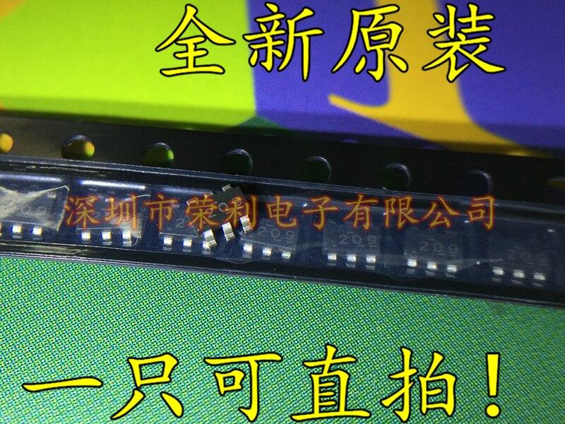 10 pçs/lote TPS562209DDCR SOT23-6 209 4.5 V-18 V 2A New orginal
