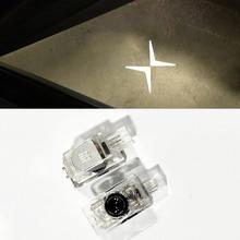 Bienvenue ampoules porte de voiture Led fantôme ombre Laser projecteur courtoisie Logo lumière pour Volvo S80 S60 S80L S60L V60 V40 XC60 XC90
