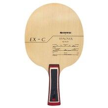 Sanwei Hynover off + lame de ping-pong type dattaque 5 plis bois avec 2 plis kevlar ping-pong raquette de ping-pong