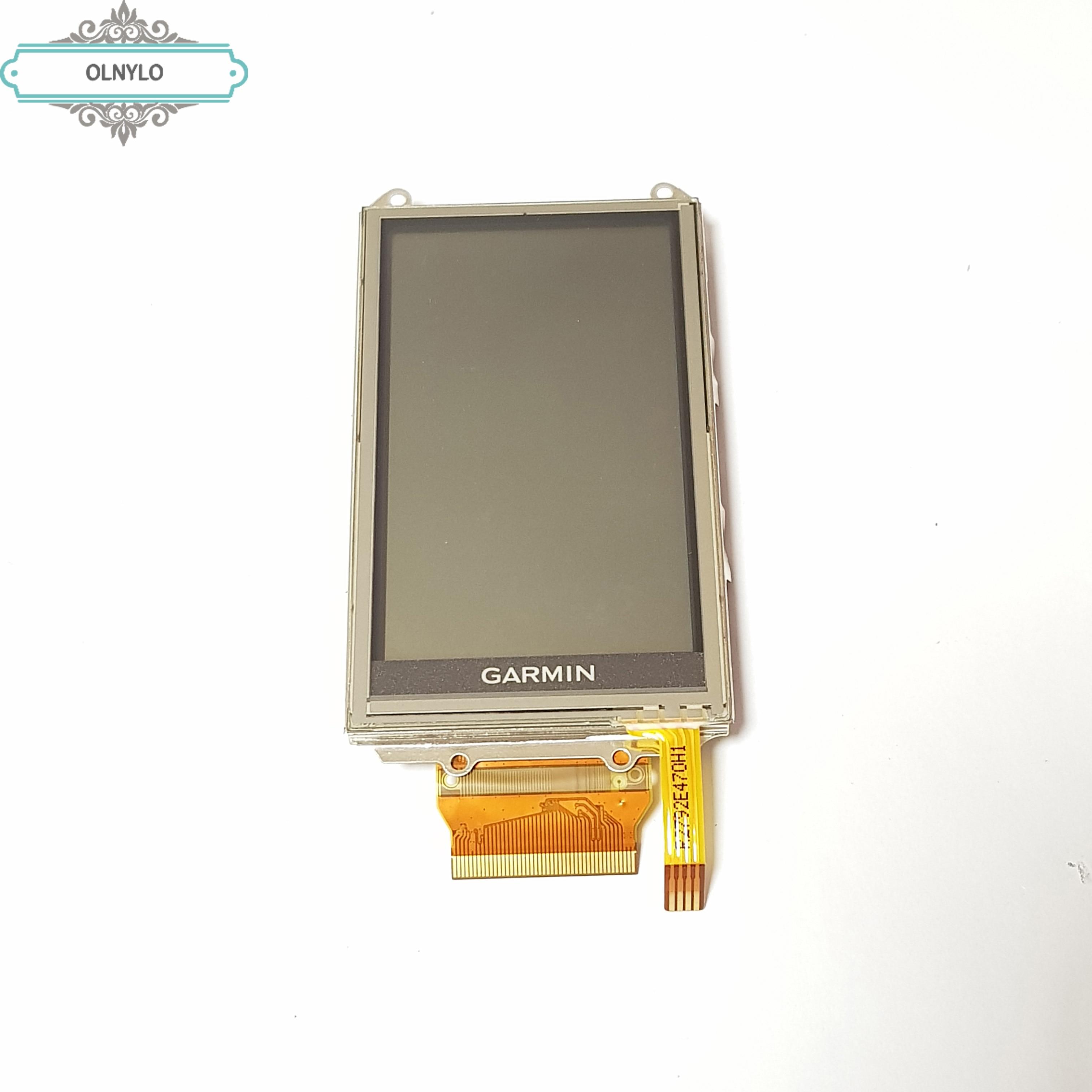 Pantalla LCD para GARMIN OREGON 550 pantalla LCD GPS portátil con reemplazo de reparación de Digitalizador de pantalla táctil