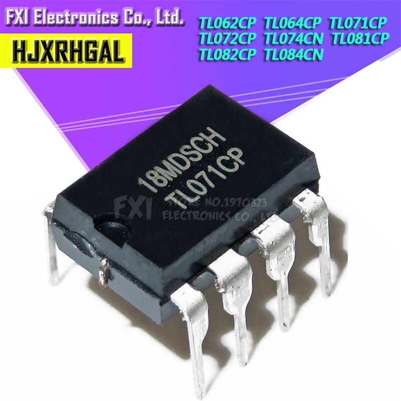 "10PCS TL062CP TL064CP TL071CP TL072CP TL074CN TL081CP TL082CP TL084CN מח""ש TL071 TL072 TL074 TL081 TL082 TL084 TL082 TL061 TL064"