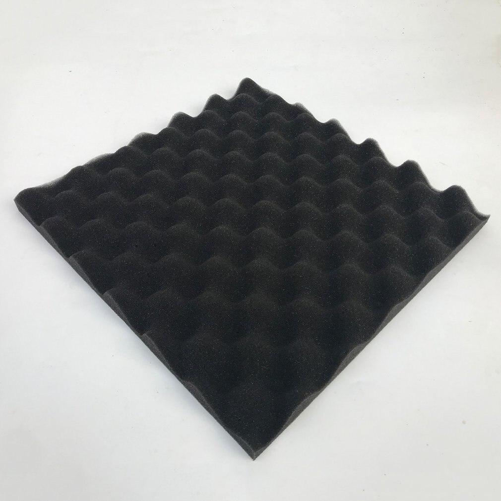 2021 NEW 30x30cm Acoustic Foam Treatment Sound Proofing Sound-absorbing Cotton Noise Sponge Excellent Sound Insulation