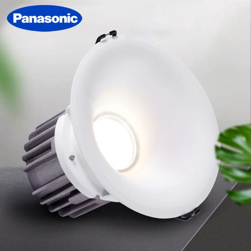 Panasonic LED Downlight 3W 5W Horn Type LED Ceiling Lamp 220V 230V 240V Indoor Lighting Yellow Neutral White LED Spot Lighting