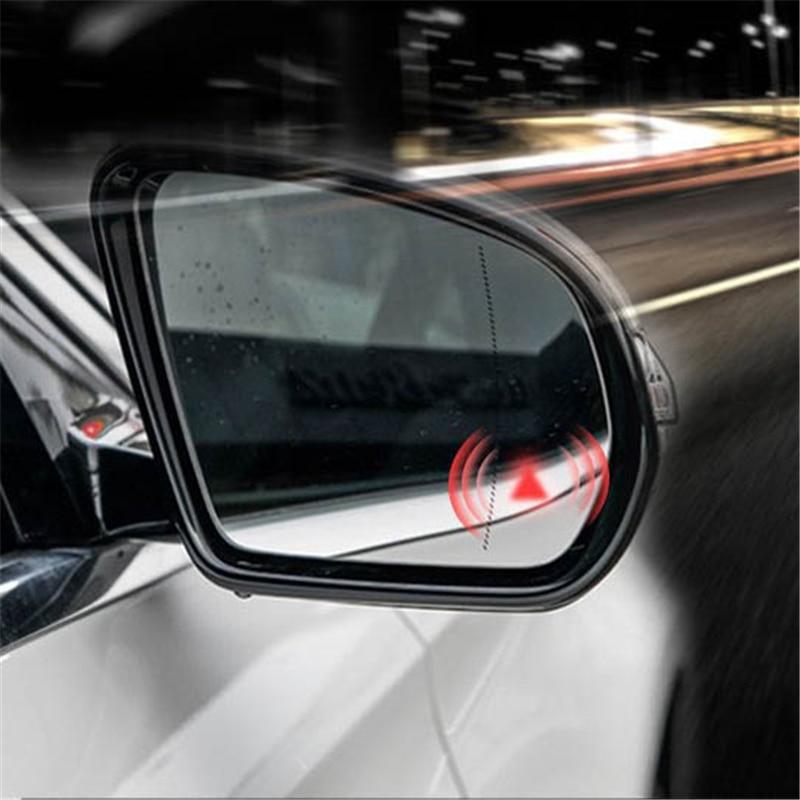 إنذار سيارة كاشف الرادار العمياء بقعة الاستشعار BSD LED تحذير ل B C E S الفئة x156 GLA W205 W204 C117 W213 W212 W176 X166 E300