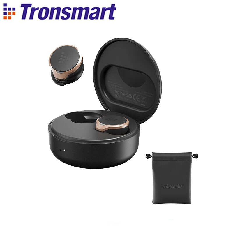 aliexpress.com - Tronsmart Apollo Bold TWS Earbuds ANC(Active Noise Cancelling) Bluetooth Wireless Earphones with QualcommChip QCC5124, Apt-X