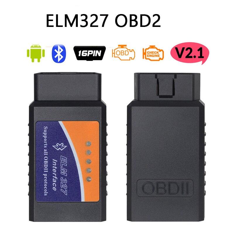 ELM327 OBD2 Wifi/Bluetooth V1.5 V2.1 PIC18F25K80 автомобильный диагностический инструмент OBD2 сканер для Android/IOS/Windows автомобильный считыватель кодов