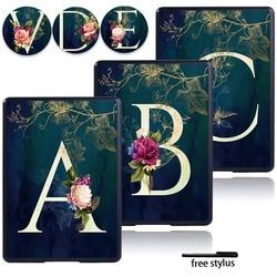 Caixa plástica do suporte para amazon kindle paperwhite 1(5th gen)/2(6th gen)/3(7th gen)/4(10th gen)/kindle (8th/10th) caso da tabuleta