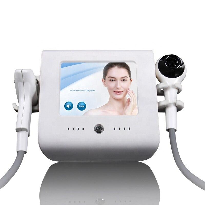 2019 máquina de elevación facial térmica para uso doméstico/máquina de elevación facial RF para uso doméstico