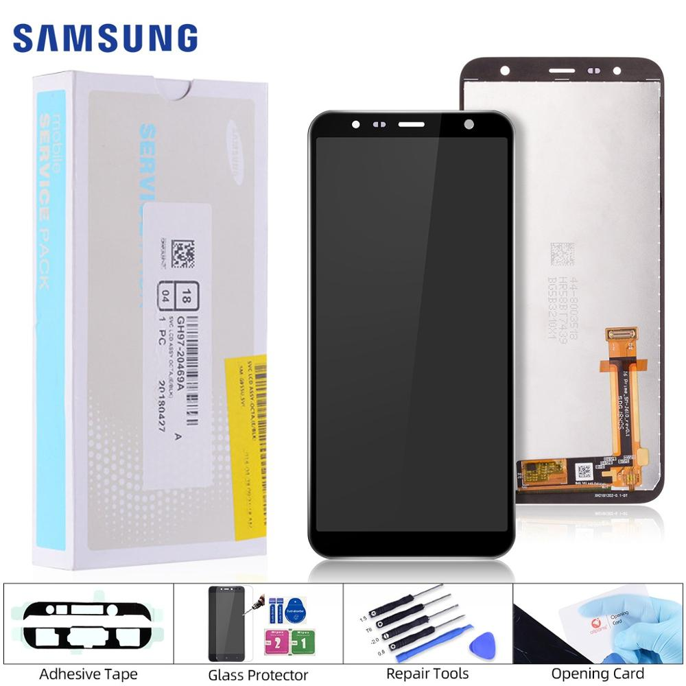 LCD Original para Samsung Galaxy J4 + 2018 J4 Plus J415 J415F J410 pantalla LCD pantalla táctil para Samsung J4 Plus pantalla LCD