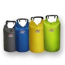 5L 10L 20L 30L natation en plein air sac étanche Camping Rafting stockage sac sec réglable Sport rivière Trekking sacs
