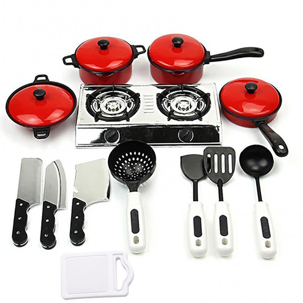13 шт., кухонные приборы для приготовления пищи и посуды
