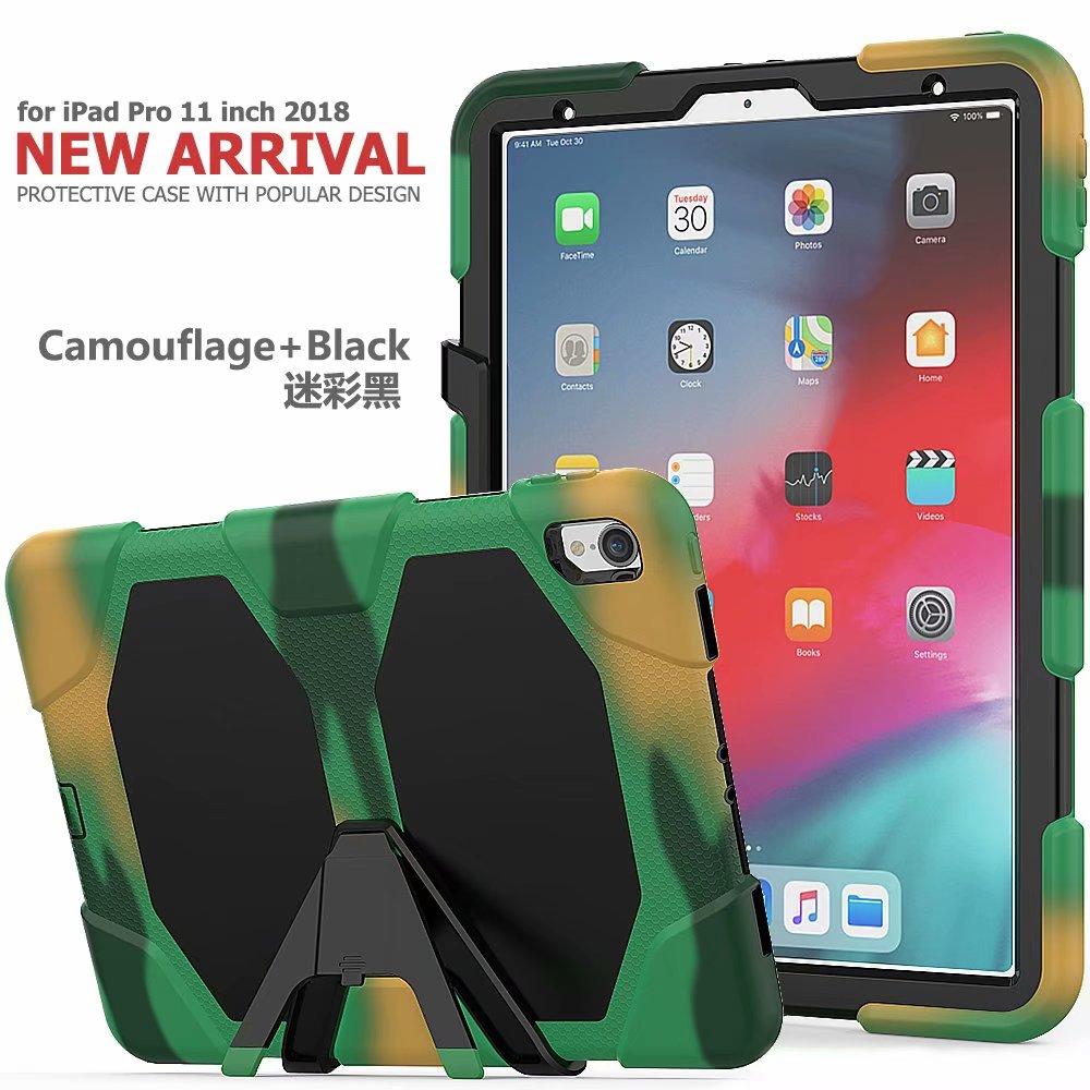Impermeable Shock nieve arena extrema pesados del ejército deber soporte Tablet Funda...