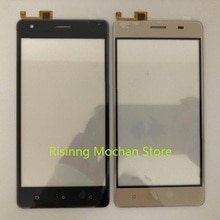 IN STOCK ! for Just5 Freedom M303 Front Panel Touch Screen sensor Mobile Phone glass display Replace