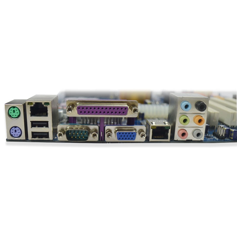إنتل 945 lga 775 DDR2 2 ISA سيارة لوحة أم للكمبيوتر