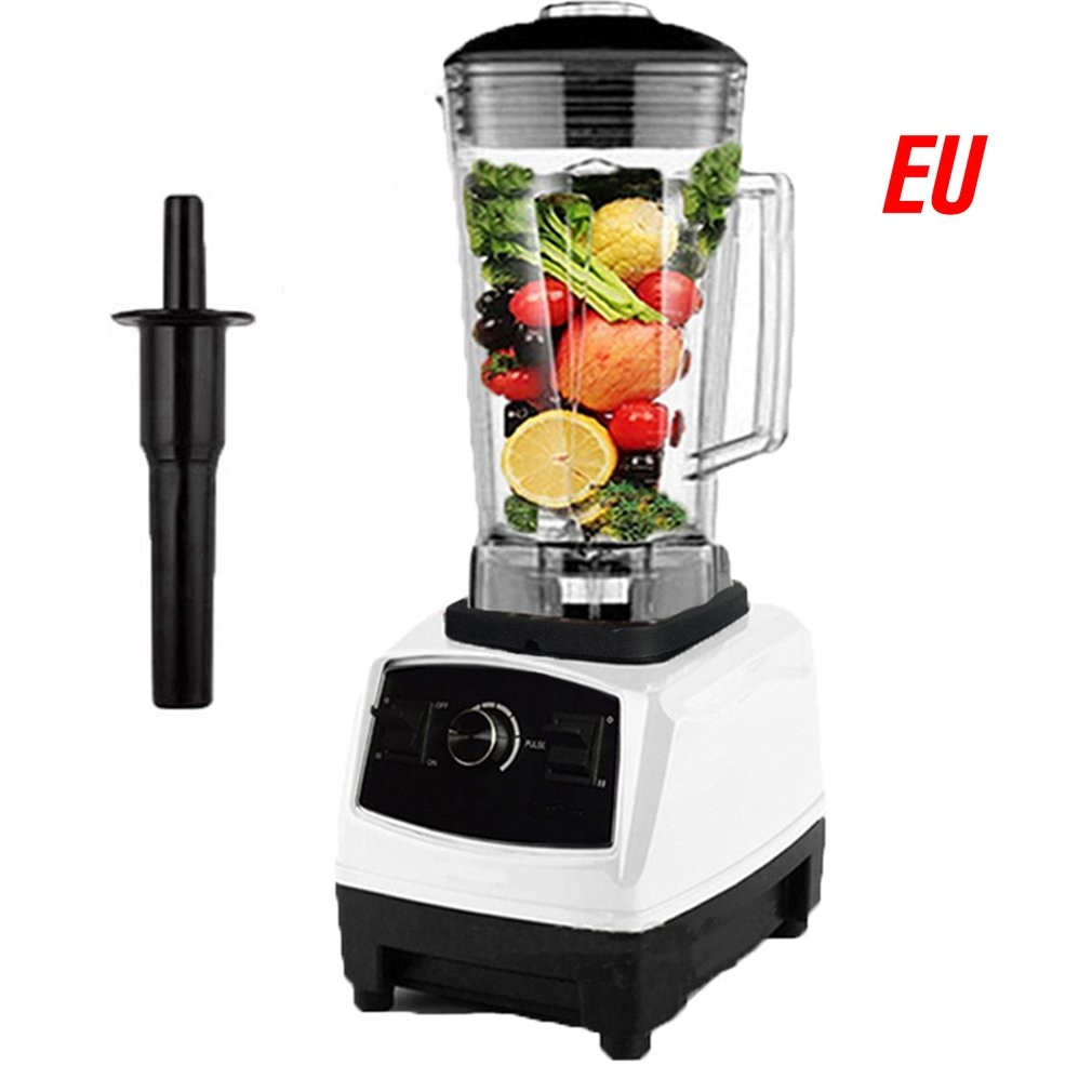 2200W 2L Home Professional Smoothies Power Blender Food Mixer Juicer Food Fruit Processor Smoothie Maker Cooking Machine