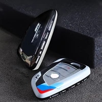new smart key fob case cover m performance for bmw f15 f16 e53 e70 e39 f10 f30 g30 x1 x3 x5 x6 1 2 5 7 car styling plastic shell