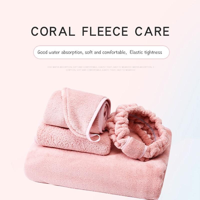Microfiber Hair Towel Large Bath Towel Cotton Terry Towels Face Bathroom Towels Game Home Textile Garden