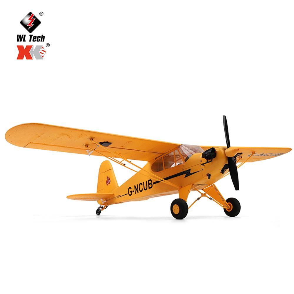 WLtoys XK A160 Rc Airplane 6G 7.4v High-Performance 1406 Brushless Motor Plane Remote Radio Controlled Aircraft RC Drone