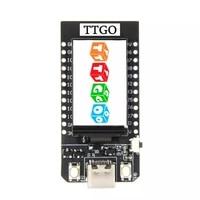 lilygo%c2%ae ttgo t display esp32 wifi and bluetooth module development board 1 14 inch lcd control board