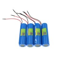 3 7 v 4 2 v for kedanone new 18650 3000 mah rechargeable lithium ion battery pack is negative wire with bms