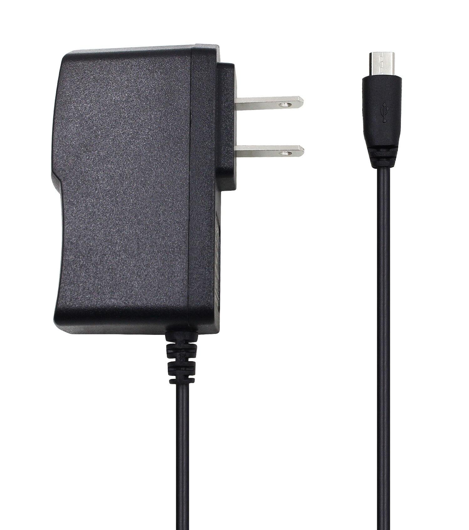 "Adaptador de CA/CC Cable de cargador de pared para LeapFrog Epic 31576, 31577 tableta 7"""