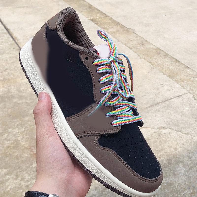 Unisex 3D Rainbow Flat Shoelace Colorful Sneakers Sports Rainbow Shoelaces Casual Athletic men woman