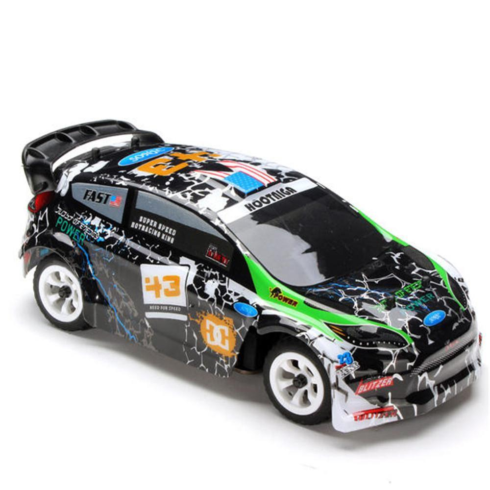 Wltoys K989 RC Car 2.4G 4WD Brushed Motor 30KM/H High Speed RTR RC Drift Car Rally Car Toy enlarge